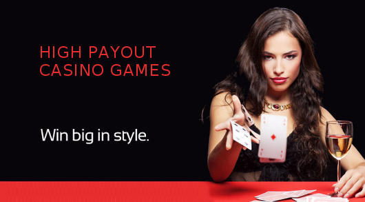 High Payout Casino Games